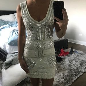 Arden B sequin dress